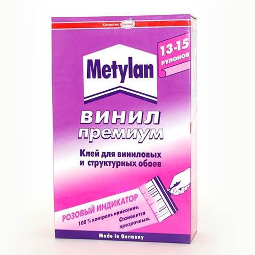 Клей обойный Метилан Винил Премиум (500гр) ХЕНКЕЛЬ