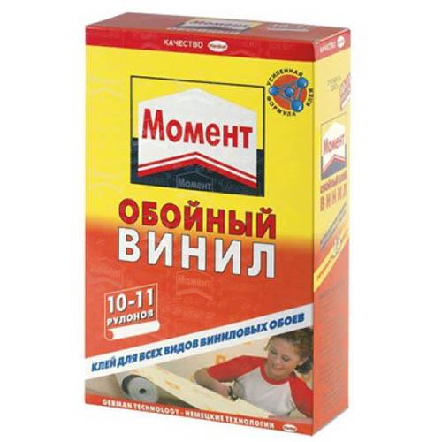 Клей обойный Момент Винил (500гр) ХЕНКЕЛЬ