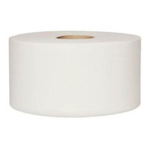 Бумага туал. 160м (1-слой, белая целлюлоза) ПРЕМИУМ