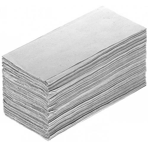 Полотенца лист. V-сложения 1-сл. макулатура