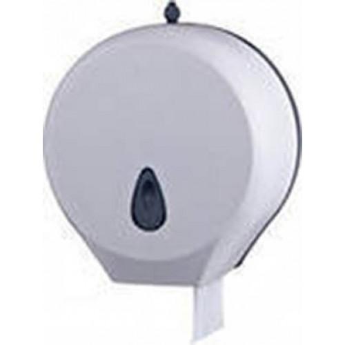 Диспенсер для туал. бумаги (белый пластик) BXG PD-8002