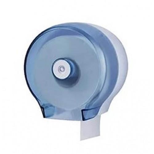 Диспенсер для туал. бумаги (голубой пластик) BXG PD-8127