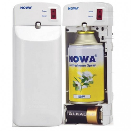Дозатор для освежителя воздуха NOWA (автоматический)
