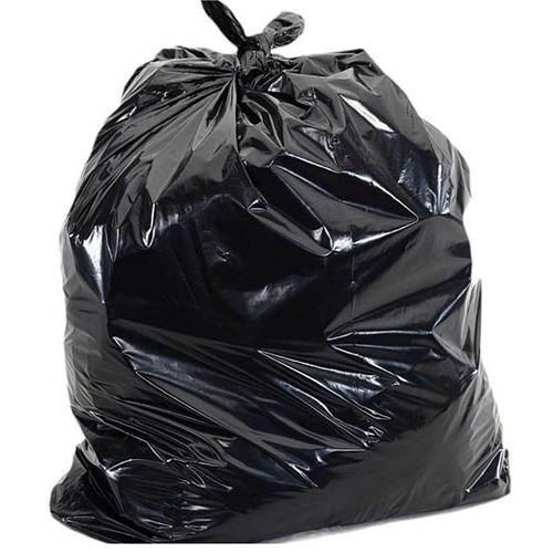 Мешок для мусора 70х120 (120л) 10мкр ПНД
