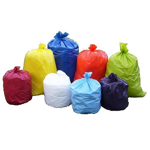Мешок для мусора белый 47х54х9 (30л)