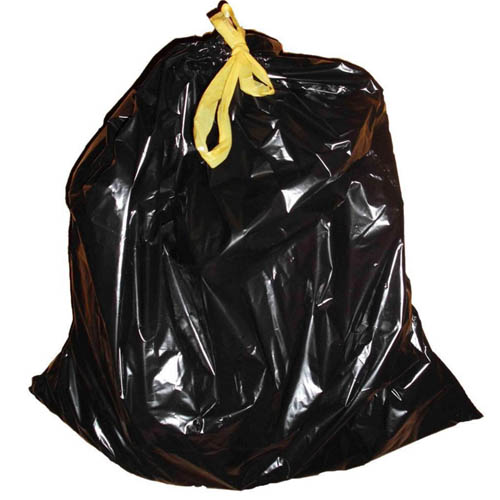 Мешок для мусора (60л) (рулон 20шт) с завязками