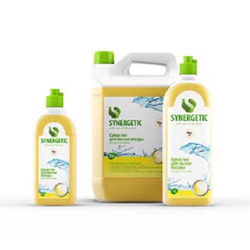 Cредство моющее конц. для посуды (автомат) SYNERGETIC 5л