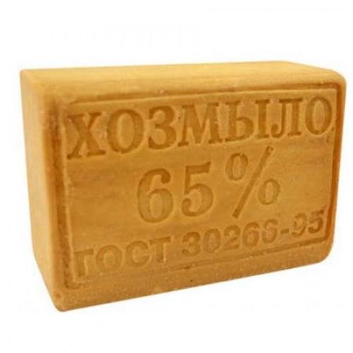 Мыло хозяйственное 200гр 65%