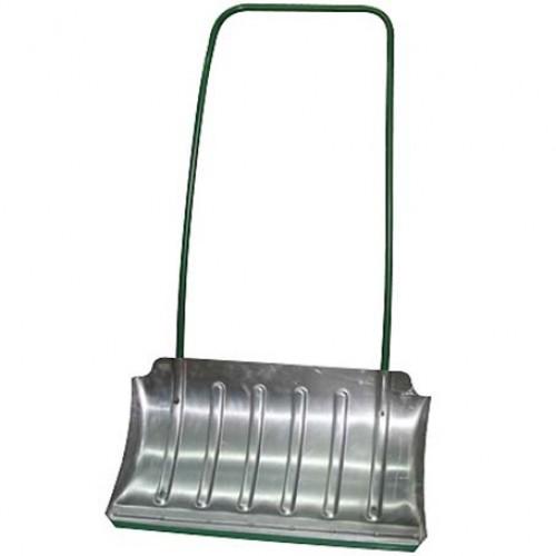 Движок для снега 730х440 мм с метал.ручкой (алюмин.) ДАФ
