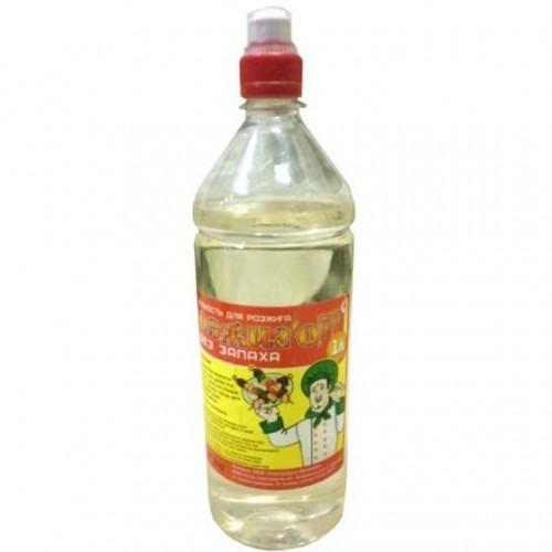 Жидкость для розжига (1,0л)