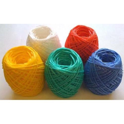 Набор шпагатов полипропиленовых, 6шт х 60 м, разные цвета