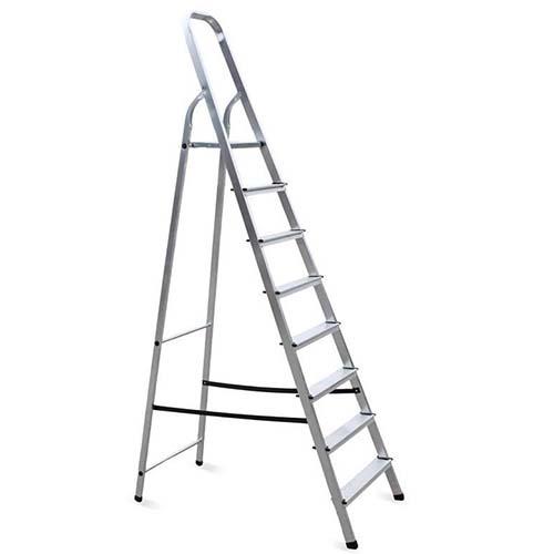 Стремянка стальная, 8 ступеней (1,66м)