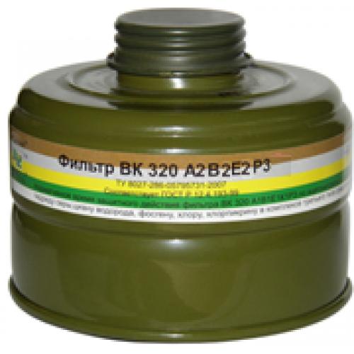 Фильтр ДОТ 320 марки А2В2Е2Р3D
