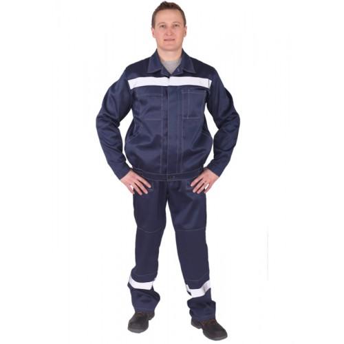 "Костюм ""Легион""  с брюками (т.синий)"