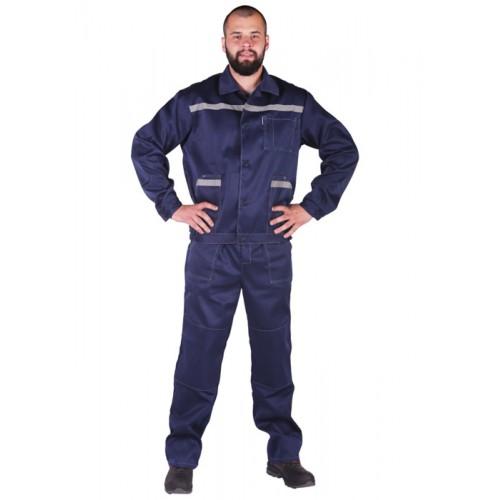 "Костюм ""Легионер"" с брюками (т.синий)"