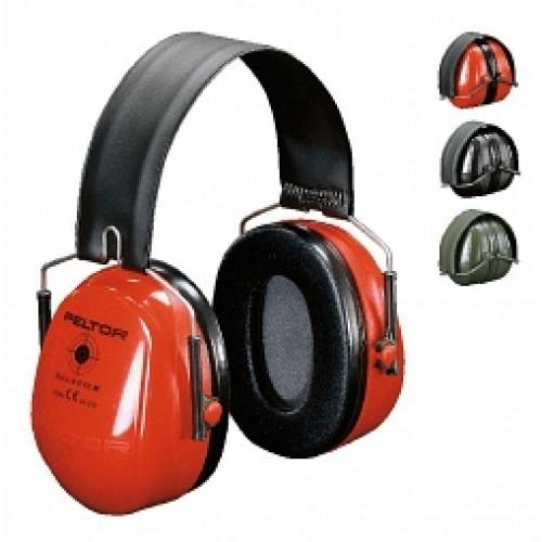 Наушники 3М™ Peltor™ Bull's Eye™, черного цвета, складное оголовье
