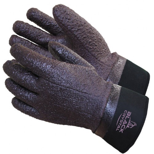 BLACK CRYSTAL™ OIL-GRIPPER+ c меховым утеплителем