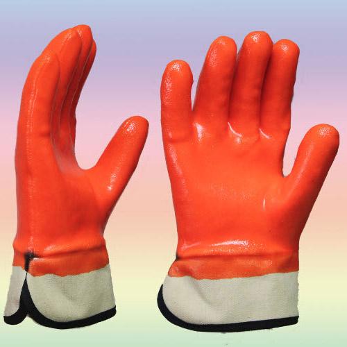 Перчатки нефтеморозостойкие манжет-крага