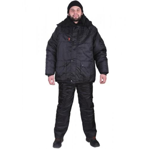 """Куртка """"Охрана"""" удлиненная утепленная"""