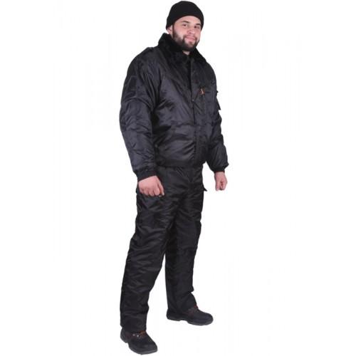 """Куртка """"Охрана"""" укороченная утепленная"""